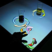 Interactive Bar Tables
